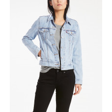Джинсовая женская куртка Levi's® ORIGINAL TRUCKER JACKET