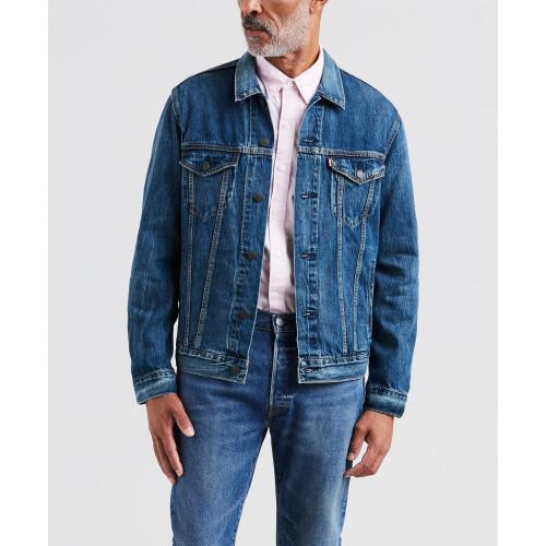 Джинсовая мужская куртка Levi's