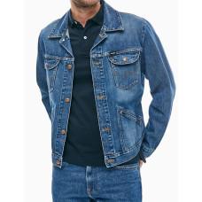 Джинсовая мужская куртка Wrangler